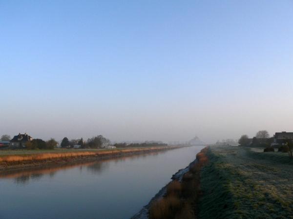 La brume de la grande marée...