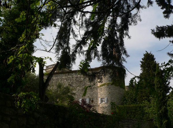 Drôme provençale- Puygiron