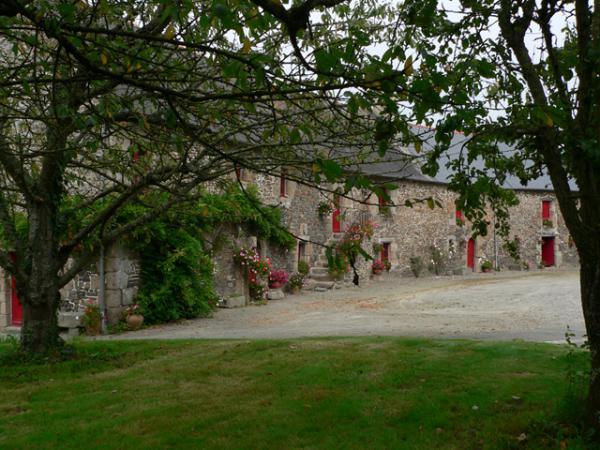 Manoir de la région de DOL de Bretagne