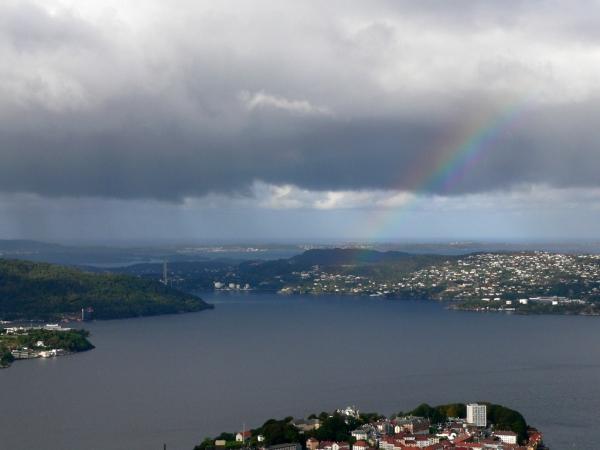 Bergen- (Norvège)