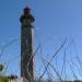 Le grand phare des baleines sur l'île de Ré