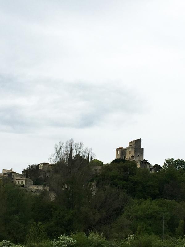 Le Poët-Laval- Drôme provençale
