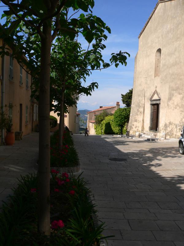Promenade dans Gassin (Var)