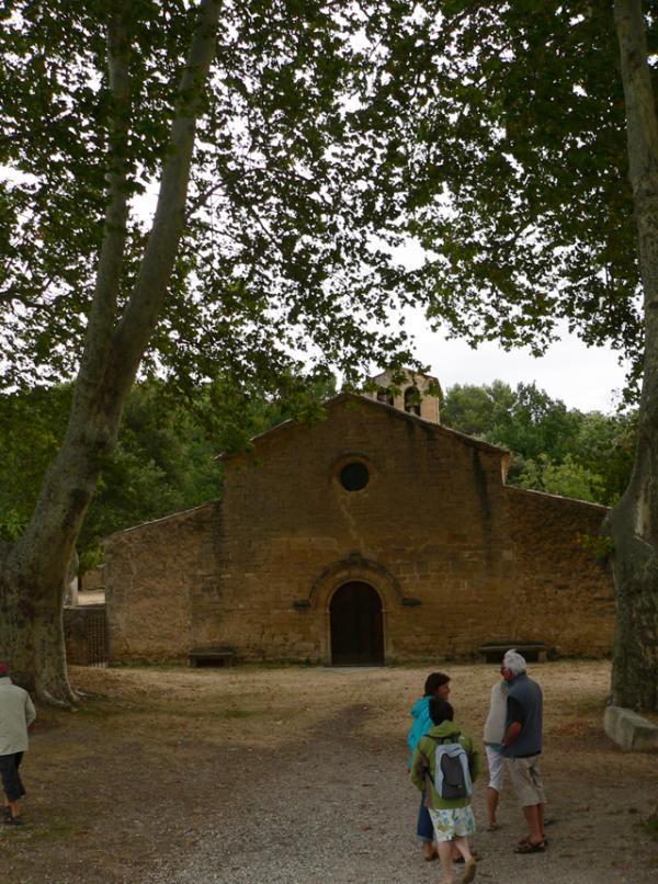 Cucuron (Luberon)- l'église