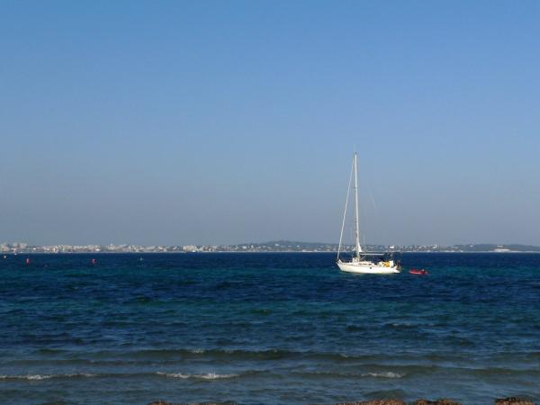 en baie de Cannes