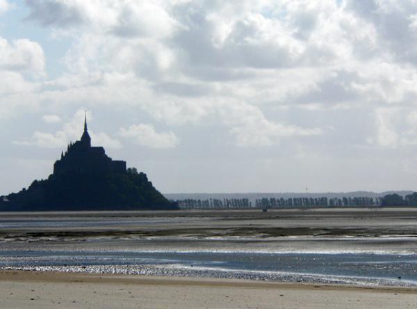 Le Mont-Saint-Michel, côté normand