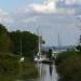 Port sur la Gironde, côté Médoc