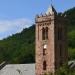Le clocher de COUSTOUGES (66)