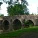 Le pont du côté de Voulmentin (Deux-Sèvres)