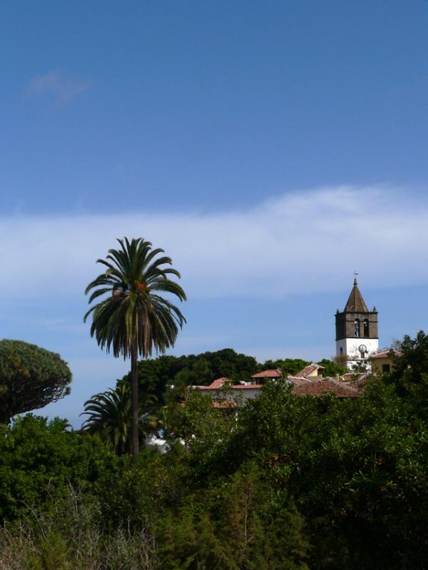 du côté de Tenerife