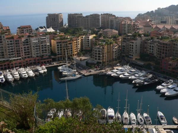 du côté de Monaco