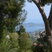 De la corniche entre Nice et Monaco, vue sur St Jean Cap Ferrat