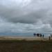 En direction du banc des Hermelles dans la Baie du Mont-Saint-Michel