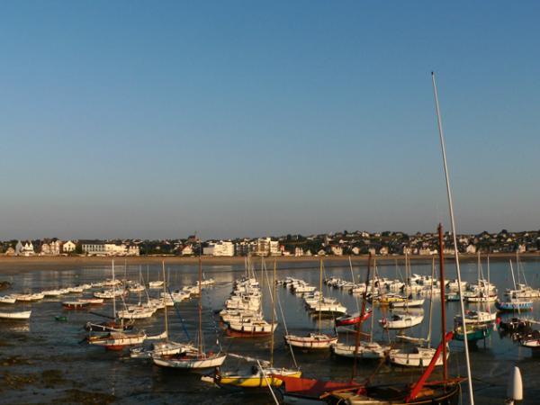 Le port d'Erquy (22)