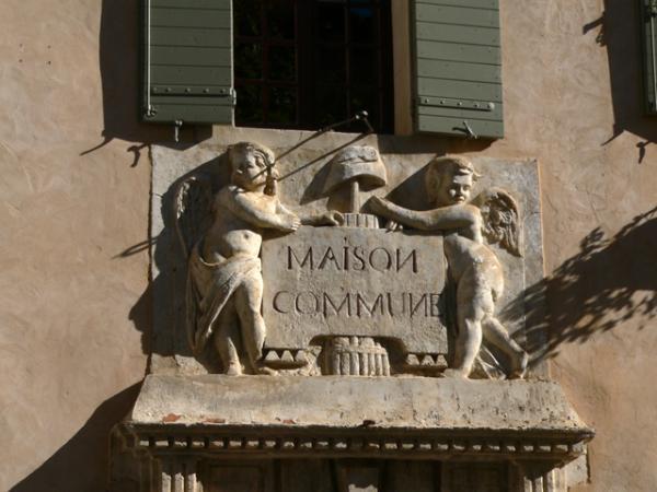 Saint-Saturnin les apt (Luberon)