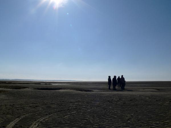 Réunion au cœur de la Baie de Somme