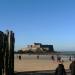 Belle journée de Février- Le Fort National à Saint-Malo