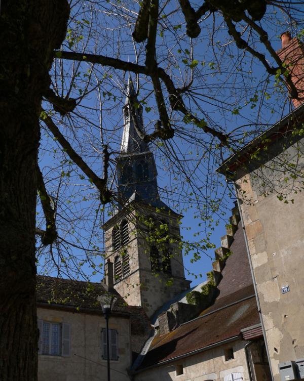 Saint-Pourçain sur Sioule (Allier)