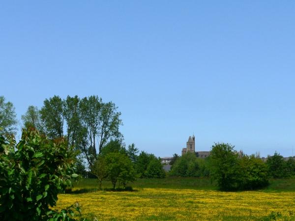Dol de Bretagne, un air de printemps!