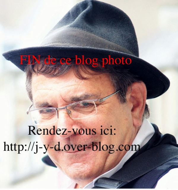 FIN de ce blog photo