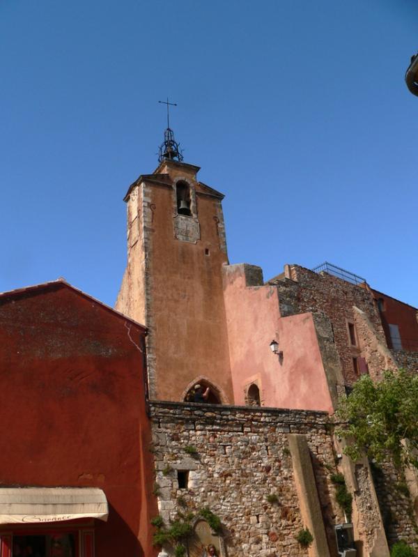 Eglise de Roussillon (Luberon)
