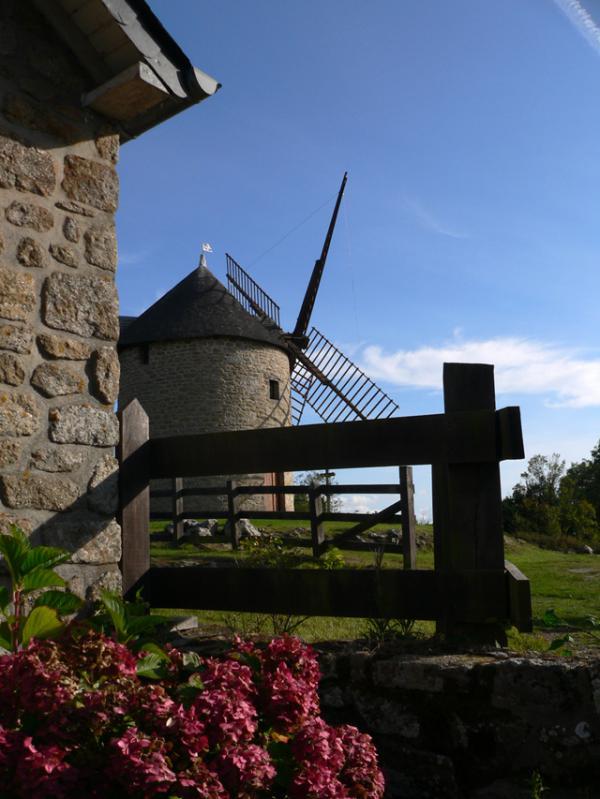 Le moulin du Mont-Dol (35)