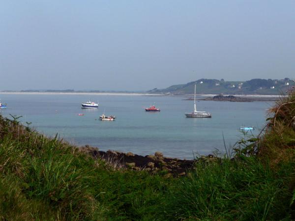le long des côtes bretonnes