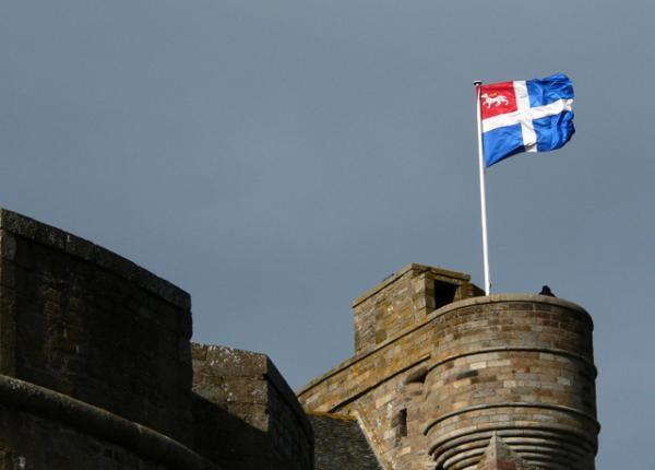 Le drapeau de Saint-Malo