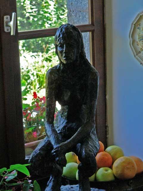 Galerie Montmoy à Trans la Forêt. 35120