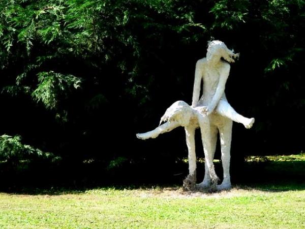 Galerie Montmoy. Trans la forêt 35120