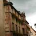 Ciel gris sur l'Alsace