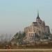 Le Mt-St-Michel vu des polders