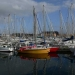 Bateaux à Saint-Malo