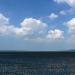 Le bleu de la Baie